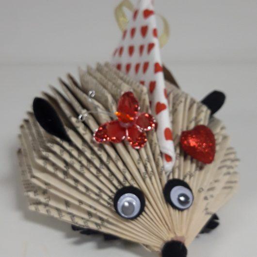 Worry Hedgehog